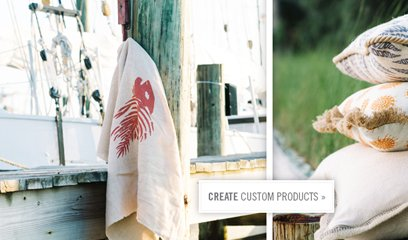 Bolt House Textiles Website   Red Letter Marketing