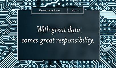 Brooks Pierce Unwritten Laws
