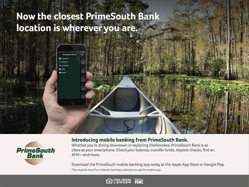 PrimeSouth Bank Mobile Banking Anywhere