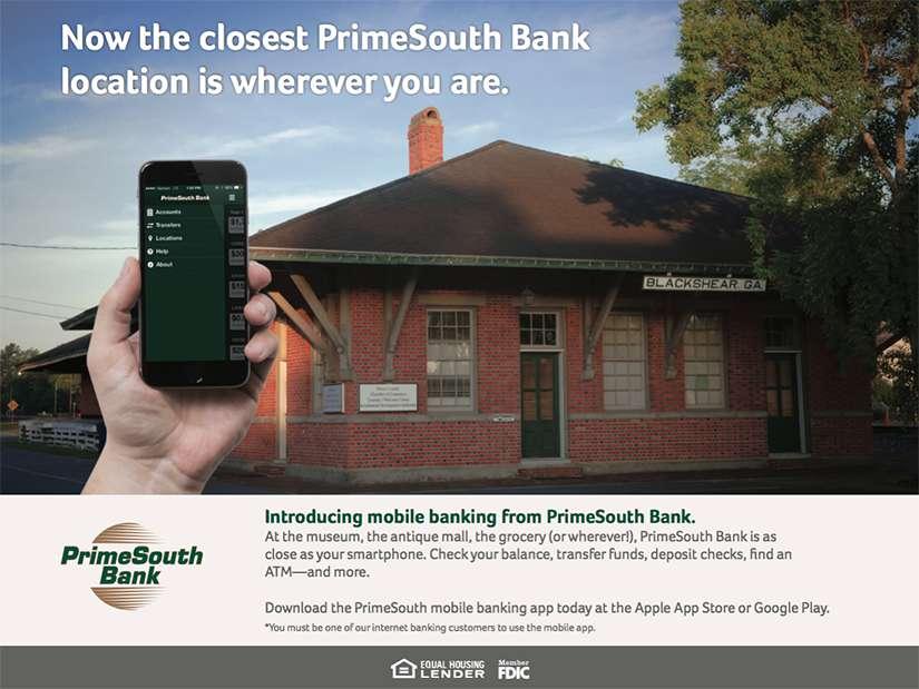PrimeSouth Bank Mobile Banking
