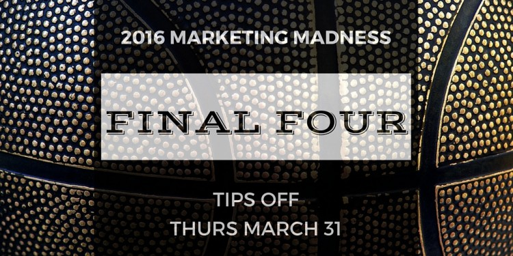 RLM Marketing Madness Final Four
