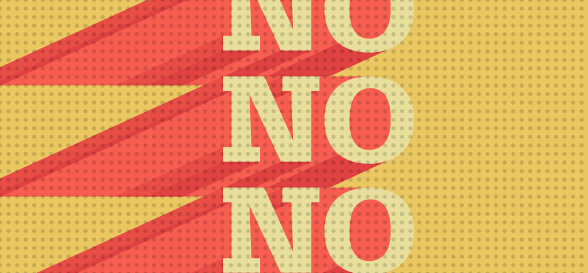When why and how to say no