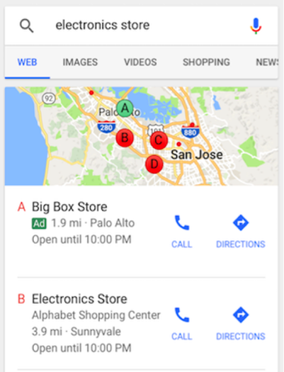 location-based SEO