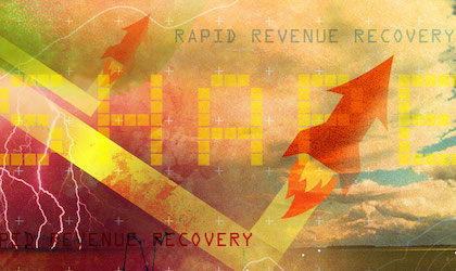 Moving Forward - Rapid revenue recovery
